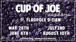 Tuesday's Cup of Joe
