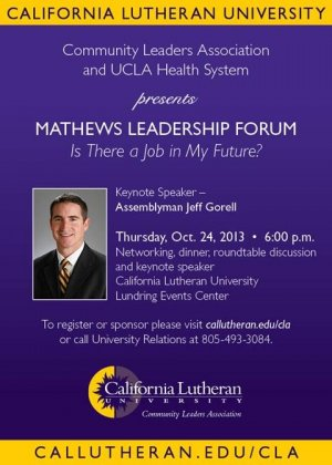 Mathews Leadership Forum