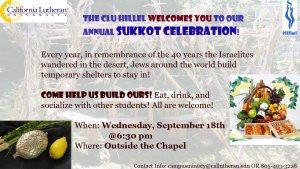 Sukkot Celebration