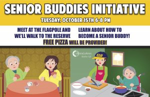 Senior Buddies Initiative