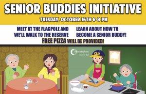 Senior Buddies Initiative