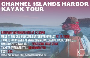 Channel Islands Harbor Tour
