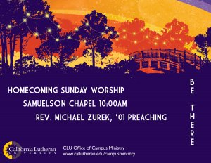 Homecoming Sunday Worship