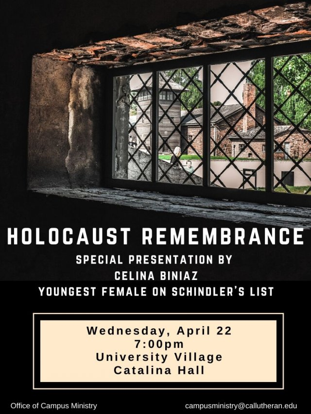 Holocaust Remembrance Service