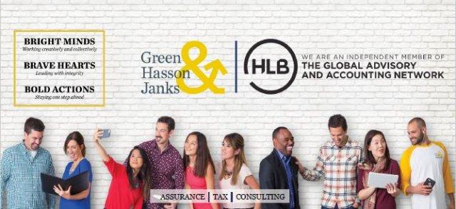 Green Hasson Janks (GHJ) Accounting Internship Virtual Recruiting Event