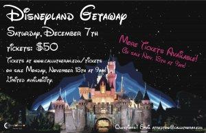 Disneyland Get-A-Way