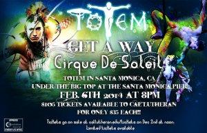 Cirque De Soleil Ticket Sales