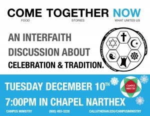Come Together Now - Celebration and Tradition