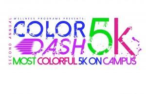 Cal Lutheran's Color Dash