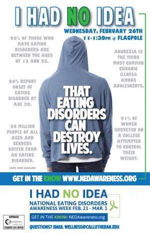 Wellness Programs: National Eating Disorder Awareness Table