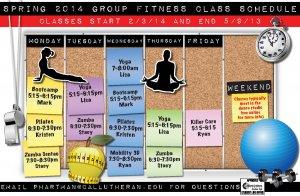 Pilates (Wednesday Nights)