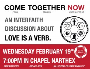 Come Together Now - Love is a Verb
