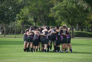 Cal Lu Knights Rugby vs. Point Loma