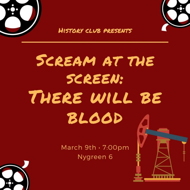 Scream at the Screen: There Will Be Blood