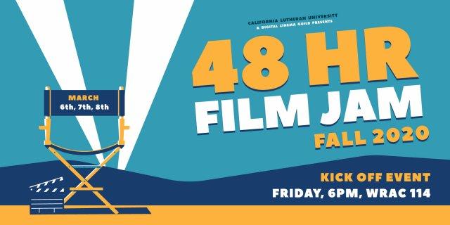 CLU 48HR FILM JAM SPRING 2020