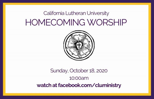 Homecoming Worship