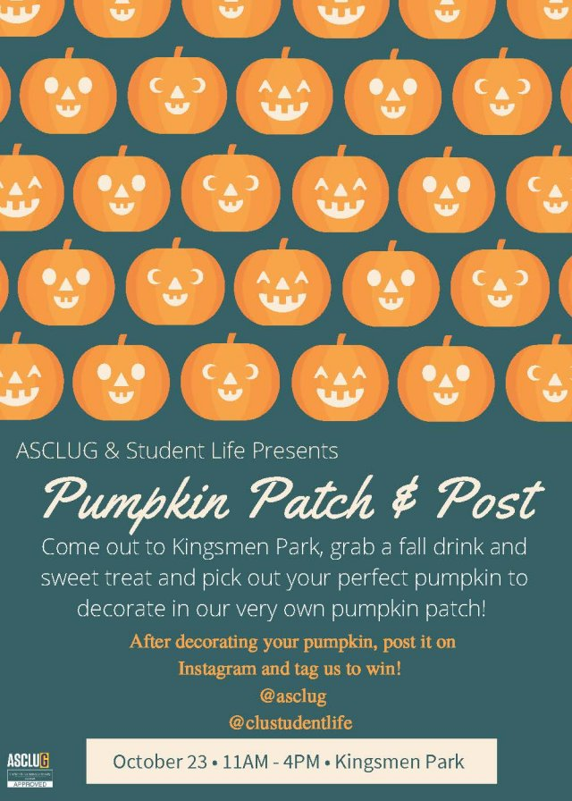 Pumpkin Patch & Post