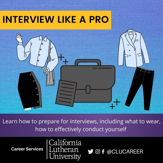 Interview Like a Pro