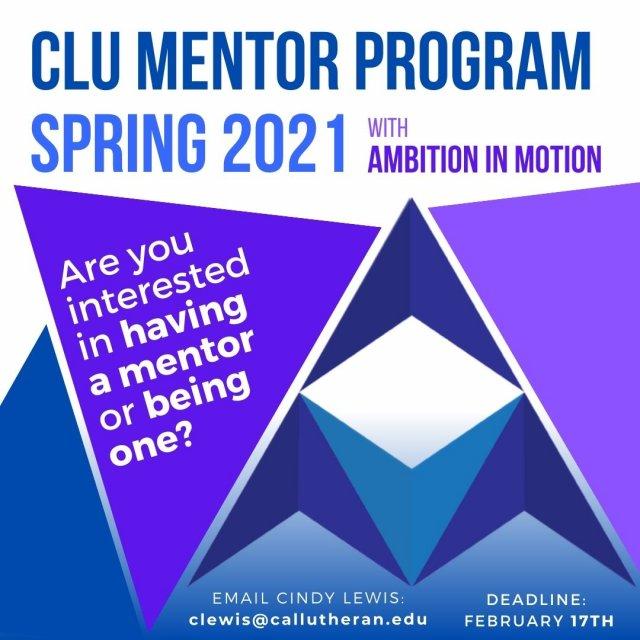 Career Services Mentor Program