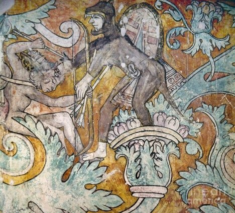 The Chichimec in the Aztec and Spanish Imagination