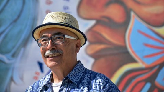 'Voices of the Nation' Poetry Series: Reading and Conversation with U.S. Poet Laureate Juan Felipe Herrera
