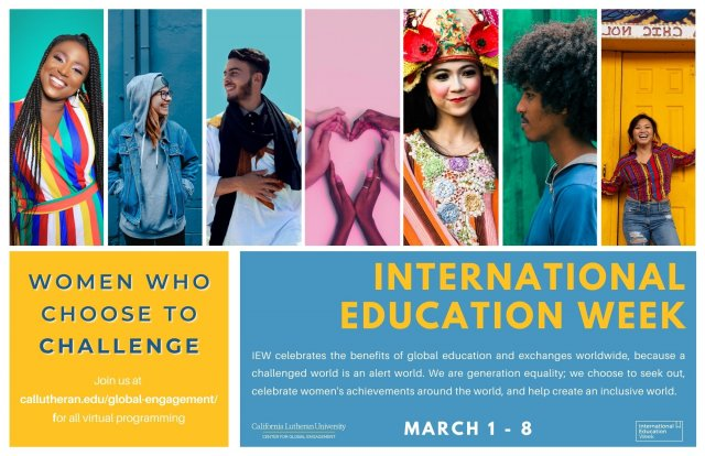 International Education Week 2021