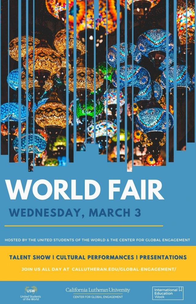 World Fair - Talent Show