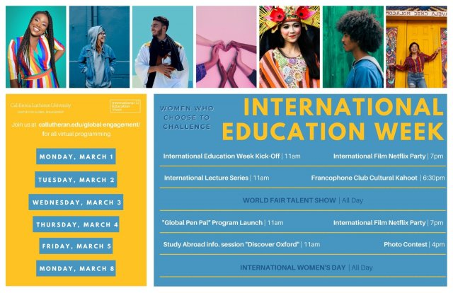 IEW - Study Away Information Session