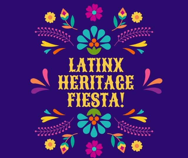 Latinx Heritage FIESTA!