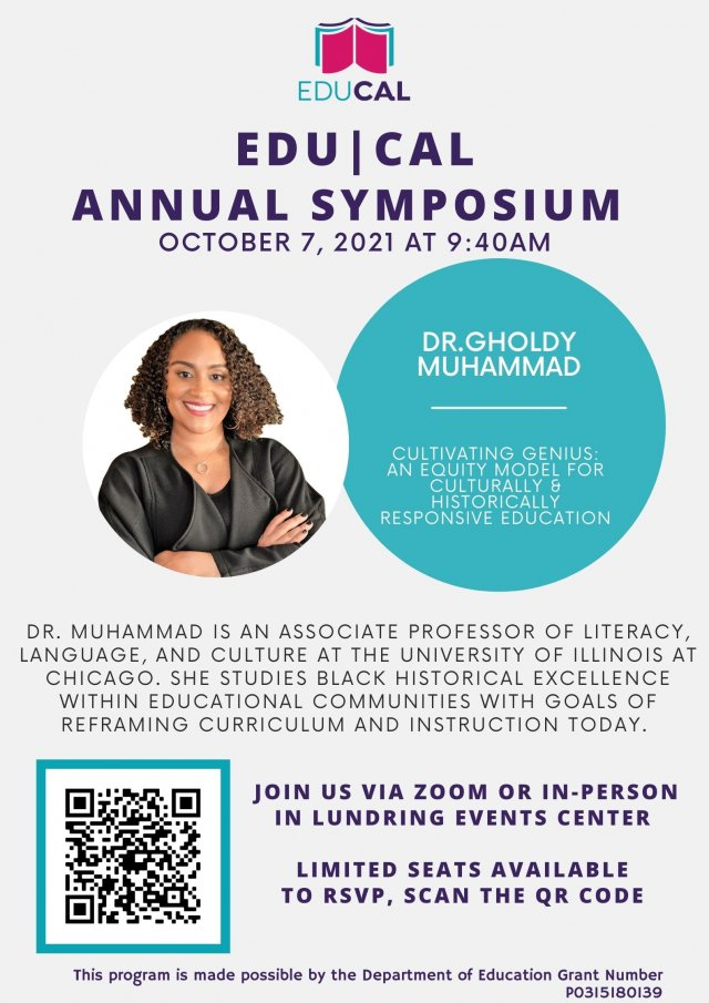 EDU|CAL Annual Symposium
