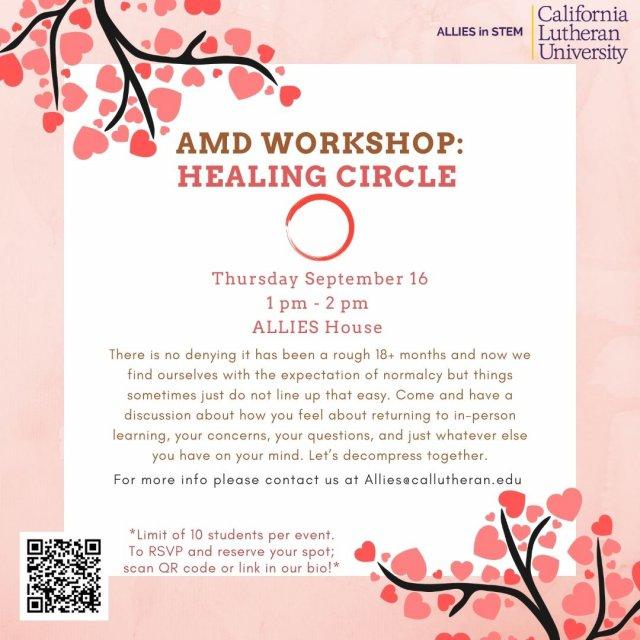 AMD: Healing Circle