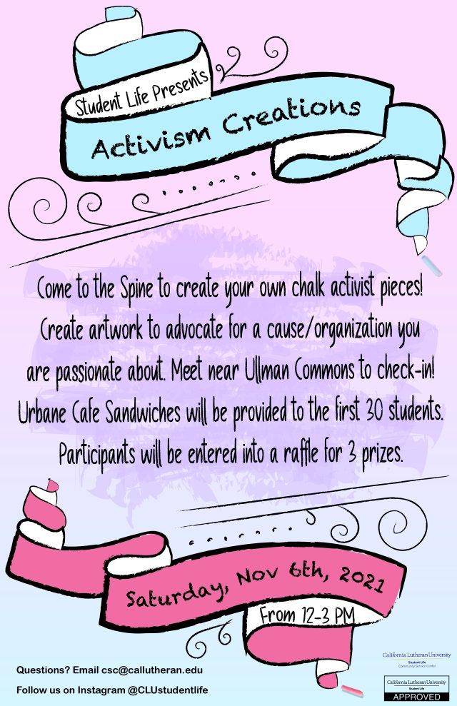 Activism Creations