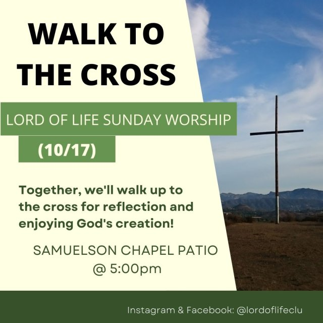 Lord of Life Sunday Worship