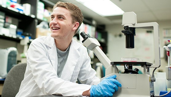 Biochemistry & Molecular Biology major photo of student or faculty
