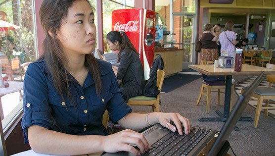 Mathematics major photo of student or faculty