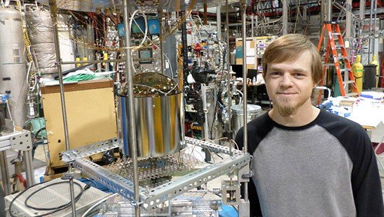 Physics major photo of student or faculty