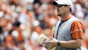 UT coach Tom Herman's road to success was long, dusty