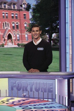 Teacher wins Wheel of Fortune