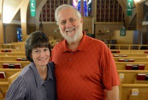 Couple to pastor area Lutheran churches