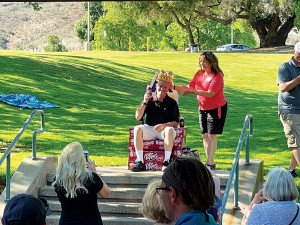Thousand Oaks resident is Agoura royalty