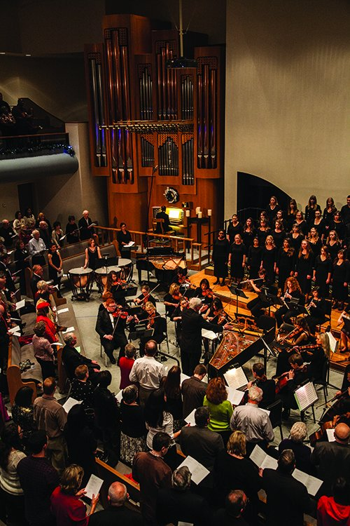 Lutheran Chorale Christmas 2020 Kern County Cal Lutheran presents Christmas concerts | California Lutheran