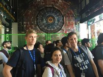 Cal Lutheran students research at CERN