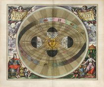 Exhibit looks at maps as art and science