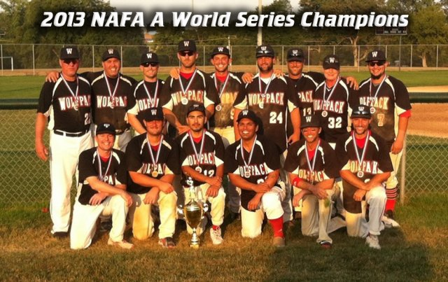 Day Named Co-Most Valuable Pitcher of NAFA World Series