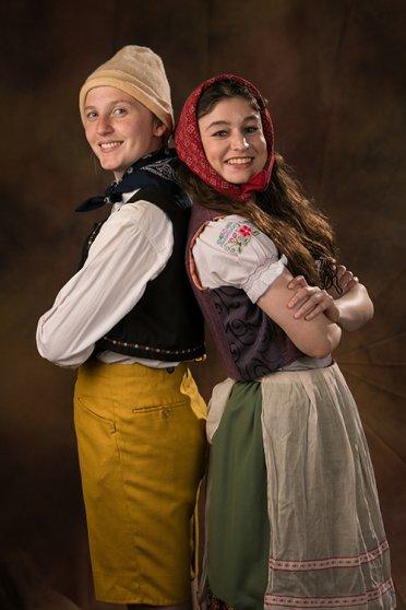 'Hansel and Gretel' opera opens April 19